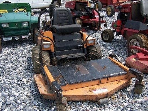 47: WOODS 6215 ZERO TURN MOWER W/ KUBOTA DIESEL!!