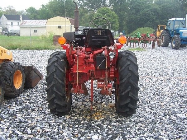 1162: NICE INTERNATIONAL 274 OFFSET TRACTOR W/ CULTIVAT - 3