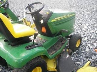 """53: John Deere LX 255 Tractor w/ 42"""" Mower"""