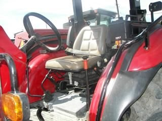 115: Case IH JX 75 Tractor w/ Loader Nice - 5
