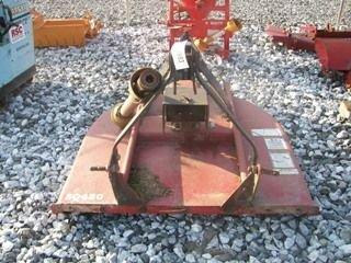202: BUSH HOG SQ480 5 FOOT MOWER FOR TRACTORS