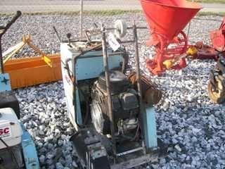 201B: TARGET ECONOLINE 2 CONCRETE SAW W/ KOHLER ENGINE