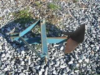 1: Linebauch 3pt potato plow for tractor