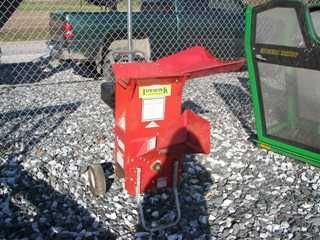 3: Tomahawk Gas powered Chipper