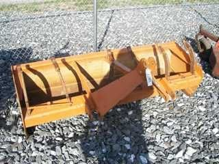 23: Woods GB72 3pt Box Blade for tractor
