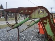 326: John Deere 175 Loader for tractor - 3