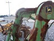 326: John Deere 175 Loader for tractor - 5