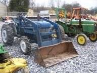 340: Ford 1710 4x4 Tractor w/Loader