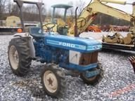 344: Ford 1710 4x4 Compact tractor w/ ROPS