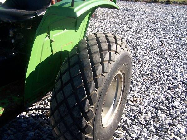 350: Nice Deutz Allis 5230 Compact Tractor w/ Front Bla - 5