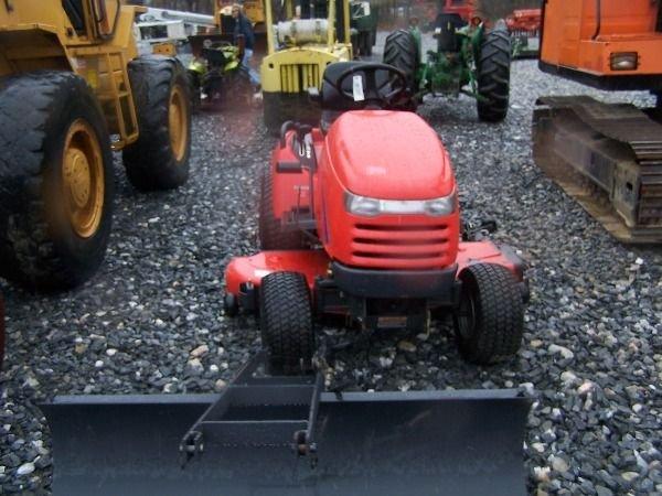 466: Nice Simplicity Legacy Diesel Lawn Mower w/ Front  - 2