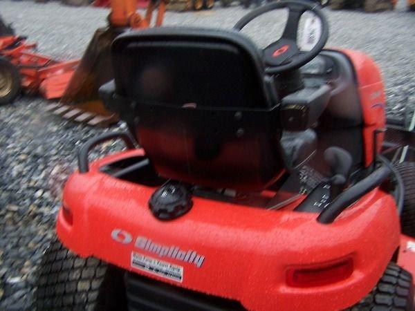 466: Nice Simplicity Legacy Diesel Lawn Mower w/ Front  - 5