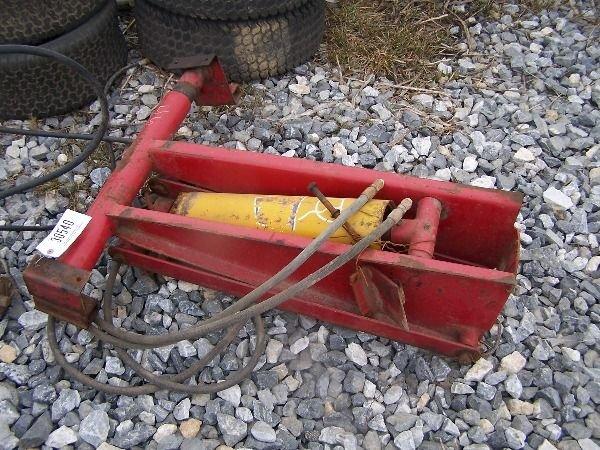 2: TSC Wagon or Truck Dump Hoist