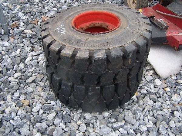 4: New Skid Steer or Fork Lift tires
