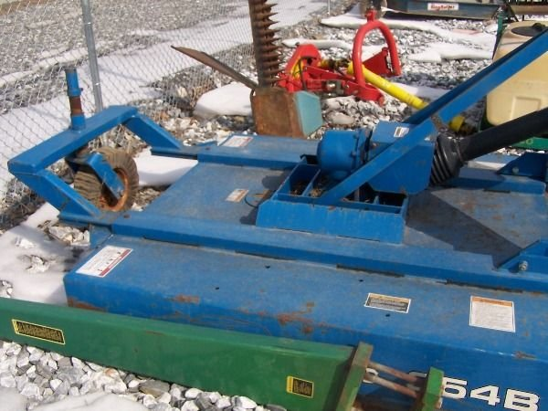"""27: New Holland 954B 60"""" Mower for Tractor Heavy Duty"""