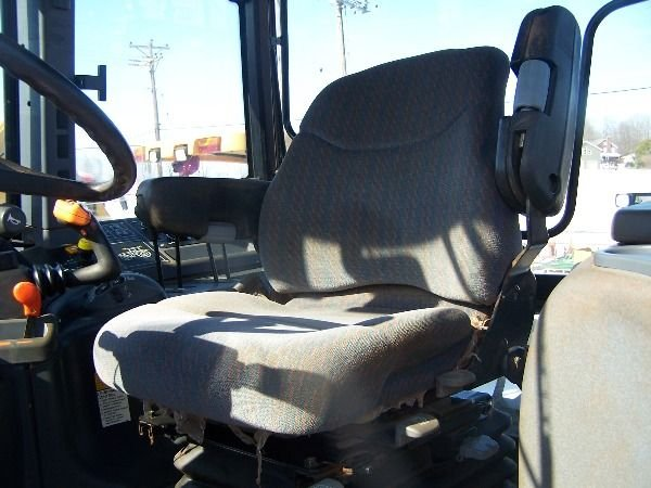 129: New Holland TM 140 Tractor w/ Loader Nice - 6