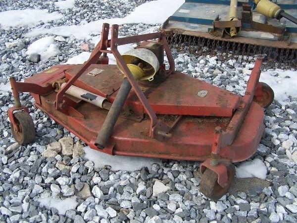 30: Coroni 5' Finish mower for tractor 4 Wheels