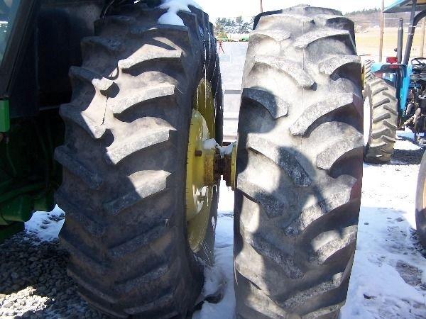 217: John Deere 4650 4x4 Tractor w/ Duals - 10
