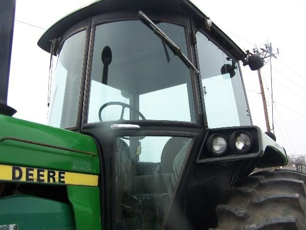 217: John Deere 4650 4x4 Tractor w/ Duals - 4