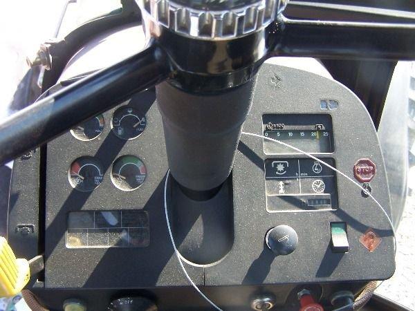 217: John Deere 4650 4x4 Tractor w/ Duals - 9