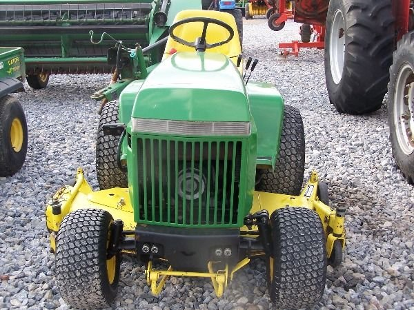 225A: Nice John Deere 420 Lawn and Garden Tractor!! - 3