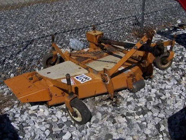 28: Woods RM 660 Finish Mower for tractor