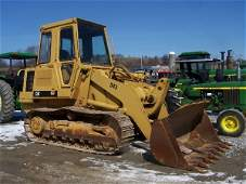 214: Cat Caterpillar 943 Crawler loader tractor