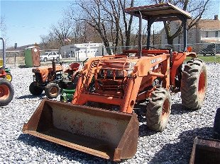 April 9th Ag and Industial Equipment auction Prices - 127