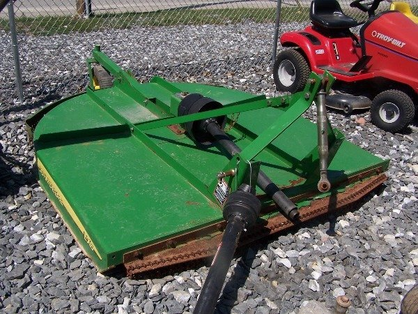 523: John Deere LX6 6ft Cutter for Tractors!!