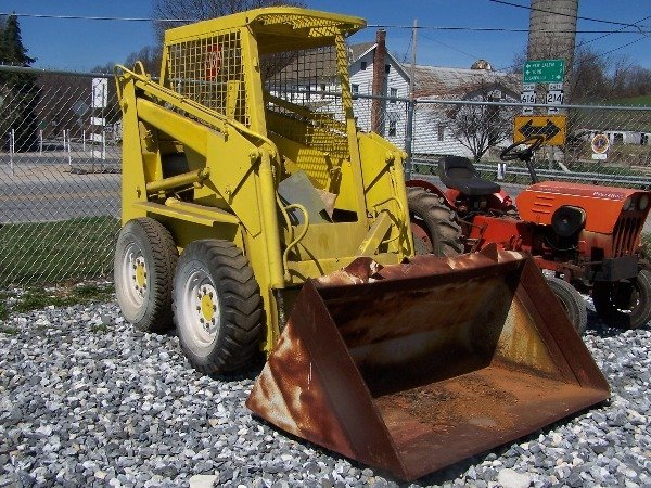 "540: Case 1845C Skid Steer "" Fixer Upper""!!"