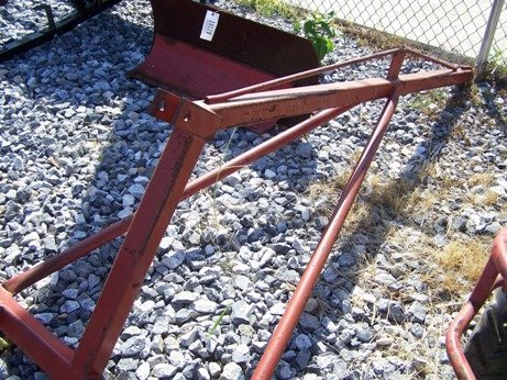 2: Used 3pt Heavy Duty Boom Pole for Tractors!