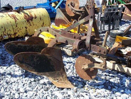 3: Oliver 3pt 2 Bottom Plow for Tractors!