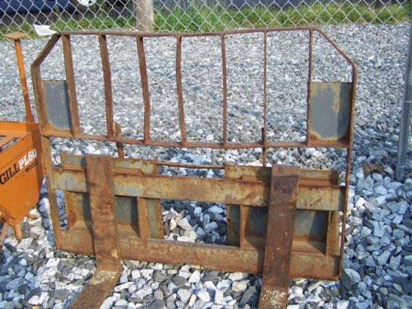 12: Used Case Skid Steer Loader Forks! - 3