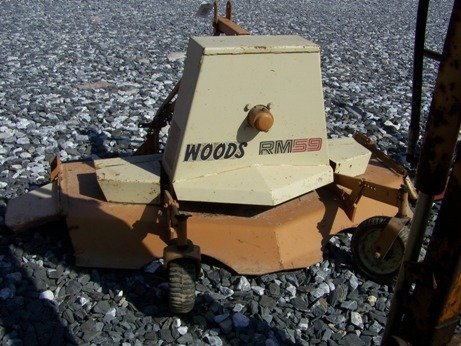20: Nice Woods Rm59 Finish Mower for Tractors!