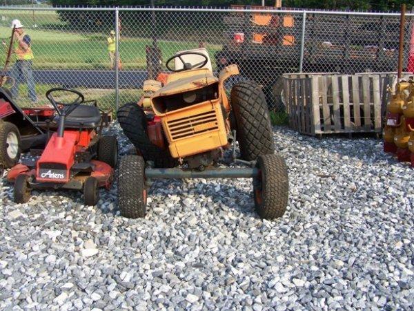 22: Kubota L175 Compact Tractor!