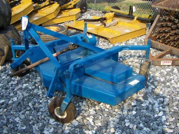 24: Ford 930B Finish Mower for Tractors!