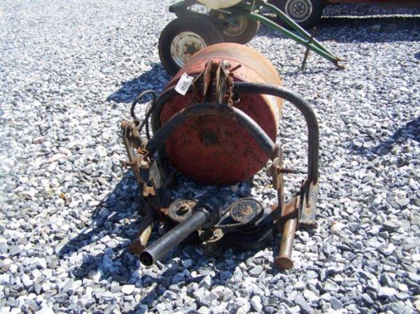 70: Wikomi 3pt Concrete Mixer for Tractor