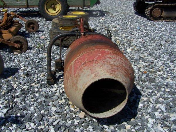 70: Wikomi 3pt Concrete Mixer for Tractor - 5