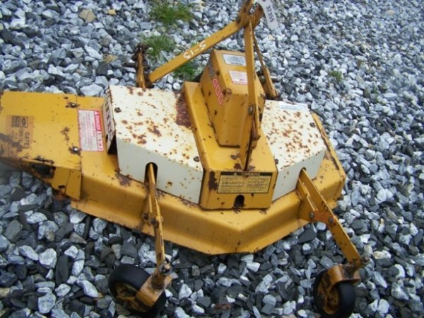 11: Woods RM400 3pt 4' Finish Mower for Tractors - 4