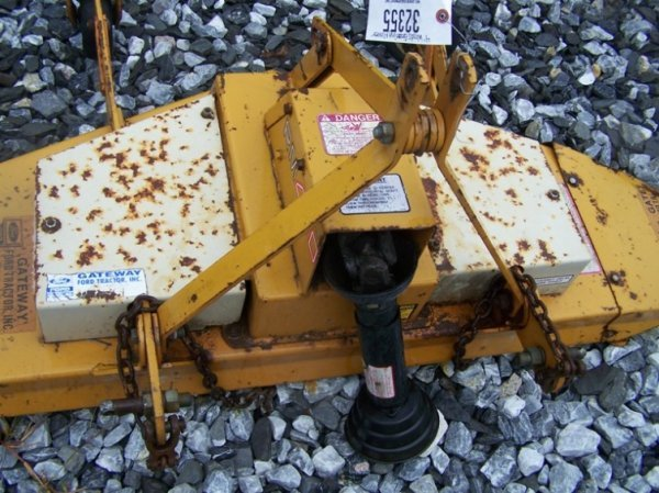 11: Woods RM400 3pt 4' Finish Mower for Tractors - 5
