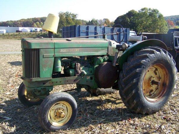 502: John Deere 60 Hi Seat Standard Tractor Original