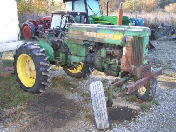 504: John Deere 320 Standard Tractor Ser #321541