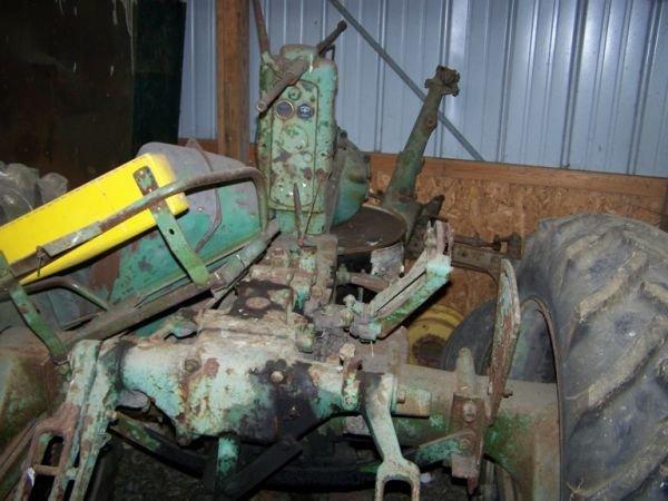 508: John Deere 40 Hi Crop Tractor Ser 60002 2nd one bu