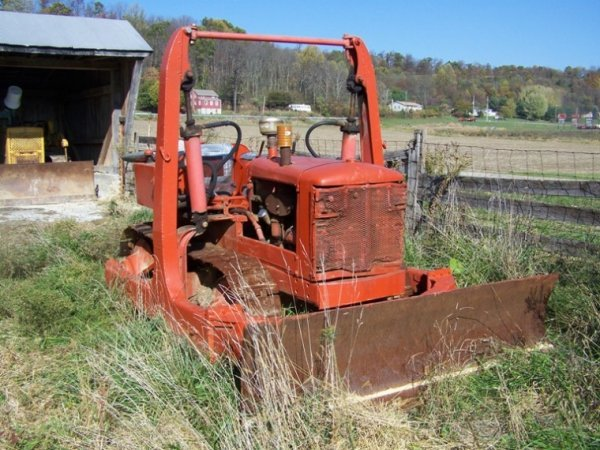 522: Allis Chalmers HD-5 Tractor