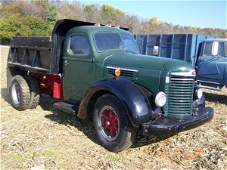 540: 1947 IH KB-8 Single Axle Dump Truck