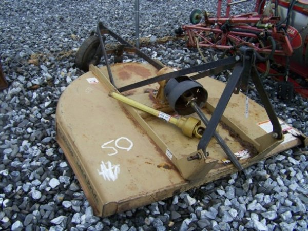"""7: Land Pride RC1560 60"""" 3pt Rotary Mower For Tractors"""