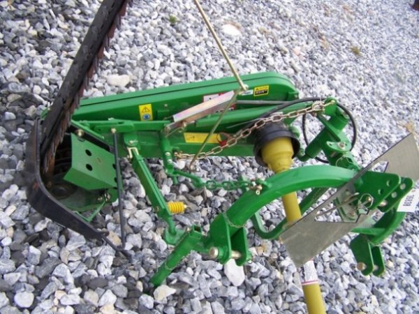 Sickle Bar Mower 3 Point : Frontier sb  pt sickle bar mower for trac