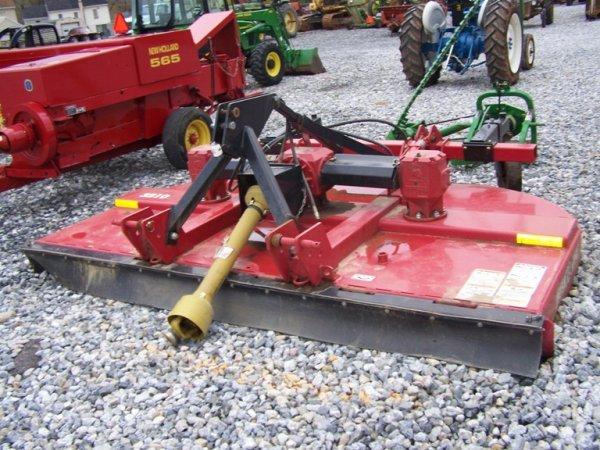 149: Bush Hog 3210 10' Rotary Mower for Tractors