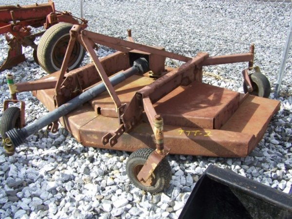 19: Land Pride 8' 3pt Finish Mower For Tractors
