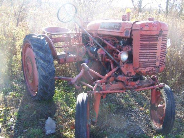 53: International Farmall Super AV Hi Crop Tractor - 3
